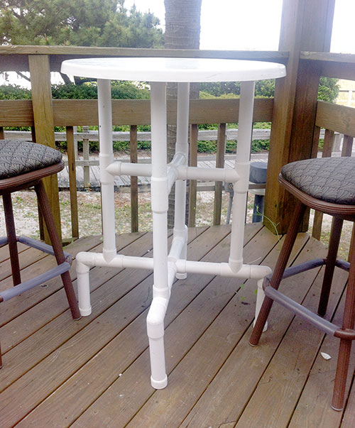 Pvc Patio Table Build Patio Furniture U2013 Bangkokbest
