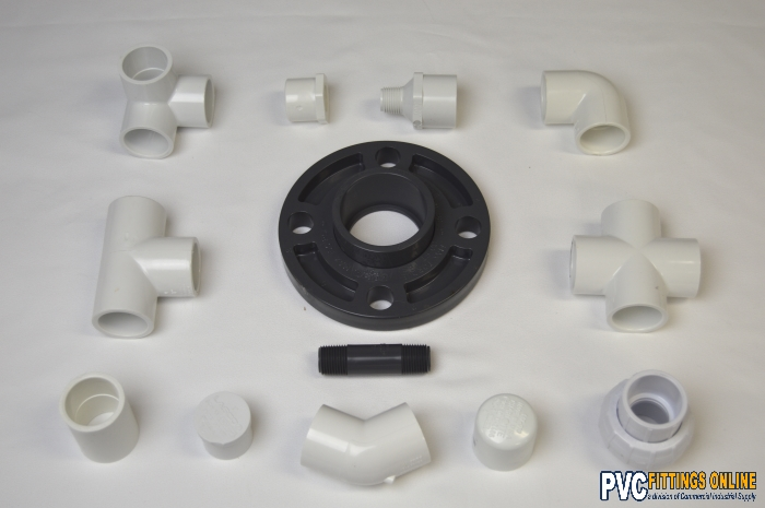 A comprehensive guide to pvc pipe fittings for Kinds of pipes